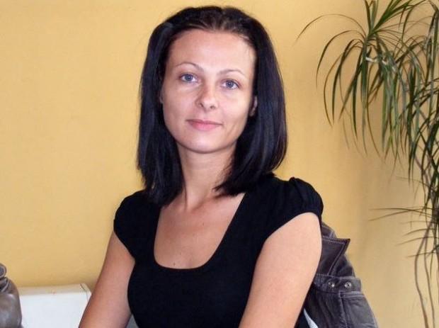 Росица Александрова Кирева, която се оказа собственик на регистрираната в