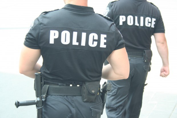 При продължилите полицейските действия, в гориста местност, близо до селото,