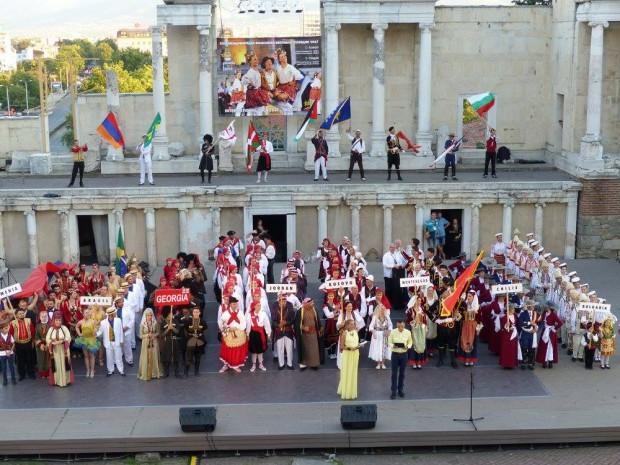 За 24-та поредна година, община Пловдив е организатор, а градът
