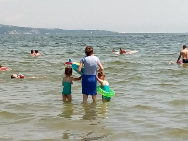 В зависимост от нивото на замърсеност плажовете се категоризират на