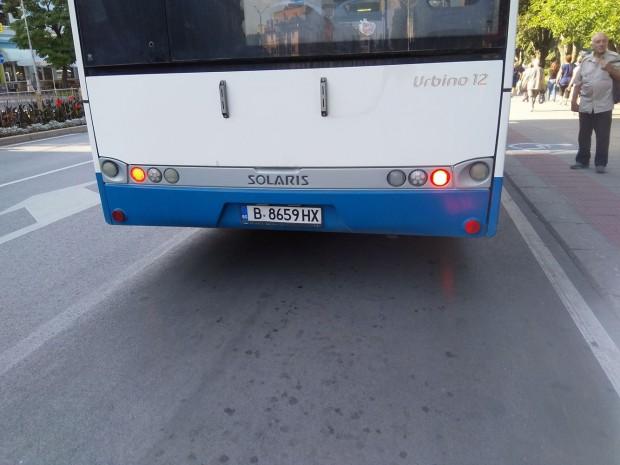 Varna24.bg за напрежение в градски автобус, провокирано от това, че