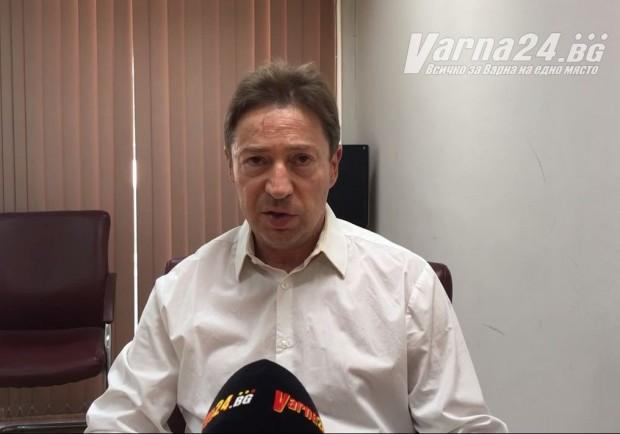 Varna24.bgИво Бонев, председател на Съюза на хлебарите и сладкарите във