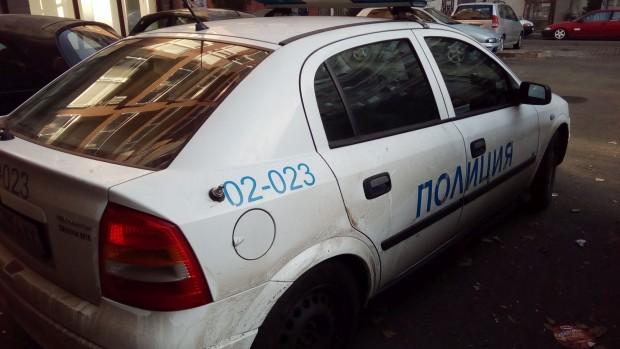Дрогирана шофьорка попадна в полицейския арест в първите минути на
