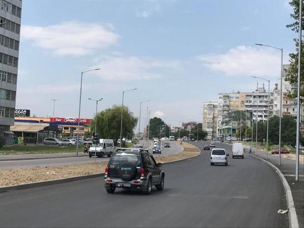 Varna24.bg. Няколко нови пътни ремонта стартират тази седмица в морския