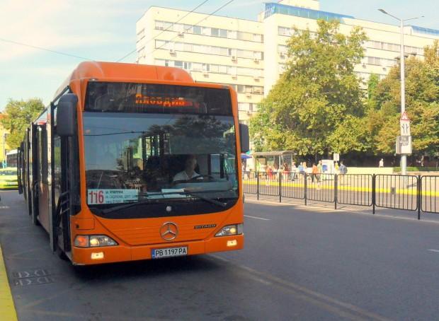 От утре – 19 юли /сряда/, маршрутът на автобусни линии