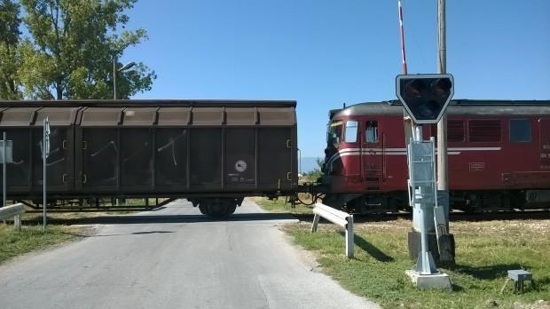 Вторият инцидент е от 12.30 ч. в междугарието Суворово- Девня.