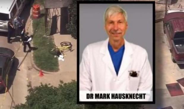 Личният кардиолог на 41-вия президент на САЩ Джордж Буш-старши Марк