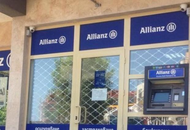 Банков клон в Несебър е бил обран призори в петък,