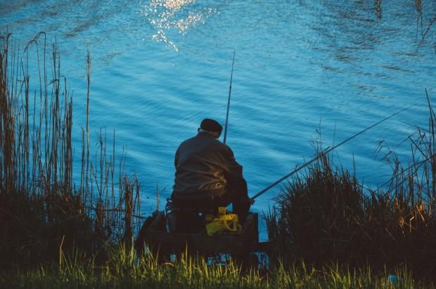 Водолази са извадили тялото на рибар, който се е удавил
