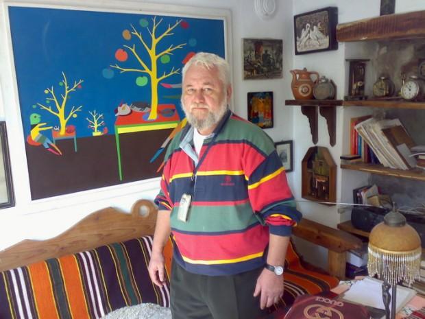 На 30 юли на 71 г. почина пловдивският художник Владимир