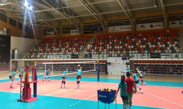 Женският национален отбор по волейбол на България продължава подготовката си