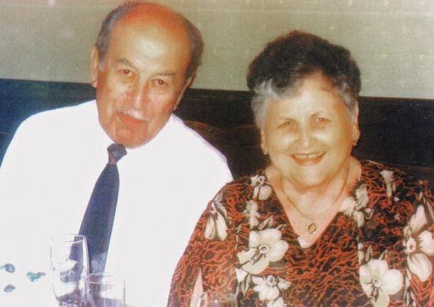 65 щастливи години честват 88-годишните Надежда и Димитър Шербетови от