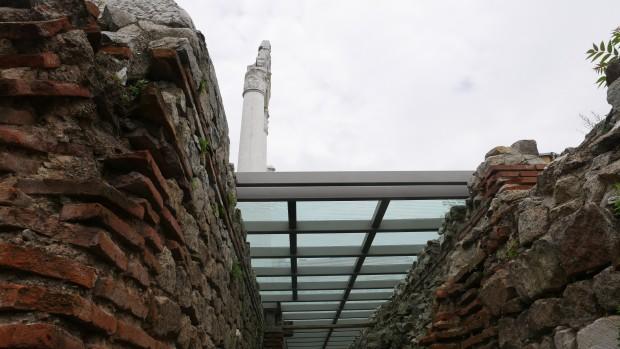 Античният Одеон на Филипопол къта удивителна красота. Plovdiv24.bg прави разходка