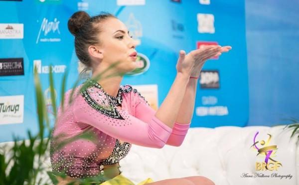 Катрин Тасеваспечели проведеното днес контролно състезание на националния отбор по