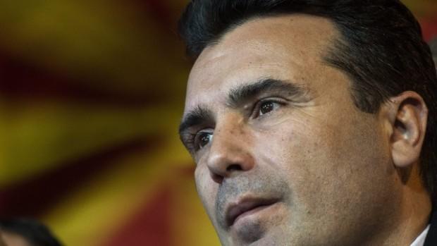 Седмица, след като в телевизионно интервю македонският премиер Зоран Заев
