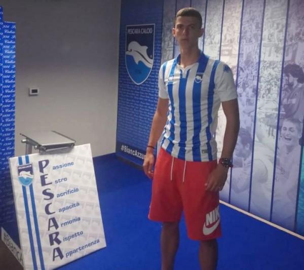 Ръководството на ФК Дунав финализира трансфера на юношата на клуба