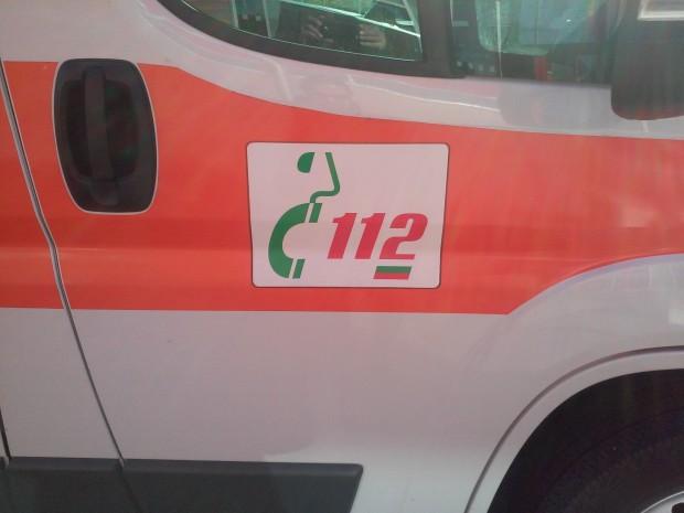 Вследствие на инцидента на пода в автобуса пада правостоящият пътник