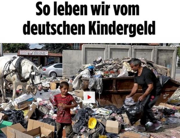 Разгорещен дебат за детските надбавки се води в Германия -