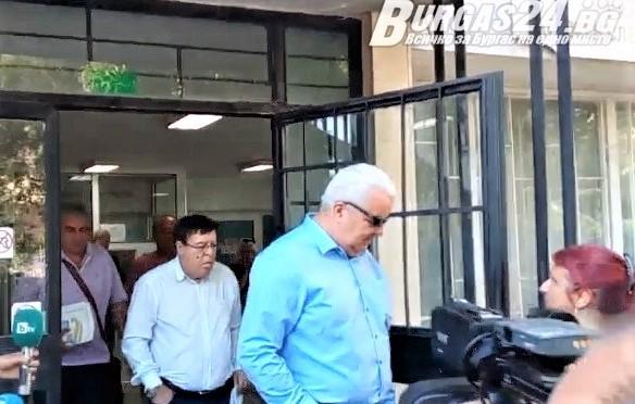 Blagoevgrad24.bg Нелепа случайност! Така общинският съветник Бенчо Бенчев определи срещата си