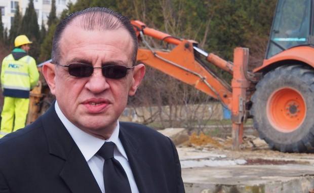 Фейсбук Бившият кмет на район