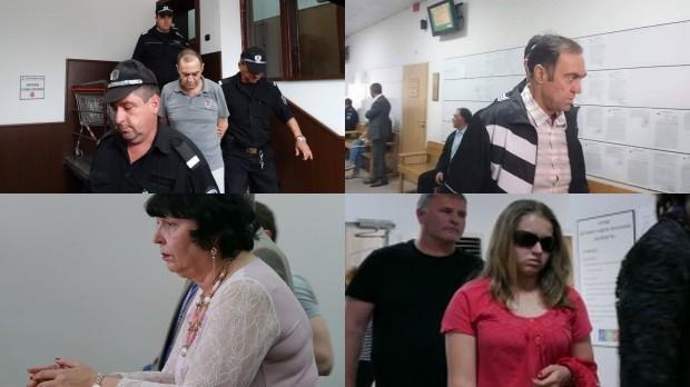 Преди минути Окръжният съд в Пазарджик освободи предсрочно от затвора