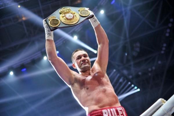 Кубрат Пулев вече не е боксьор на немския промоутър