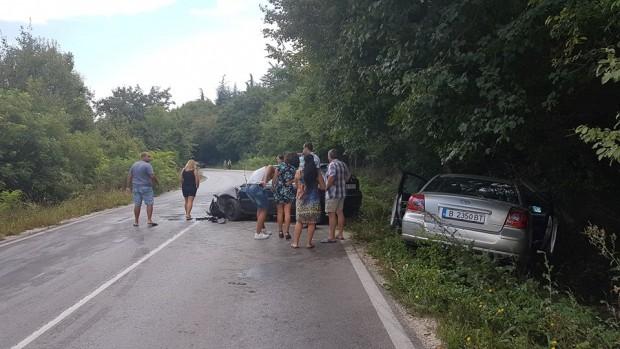 Фейсбук Вчера около 11:20 ч., по пътя Варна – Белолав, на