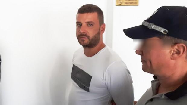 Даниел Стоянов, който прегази шест момичетадрогиран и пиян в Китен,