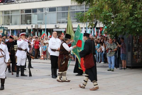 И тази година за празника на Пловдив - 6-ти септември
