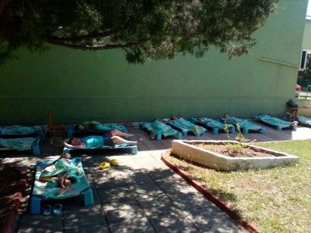 Снимка: Революционно! Бургаска детска градина прилага скандинавския модел на отглеждане на деца
