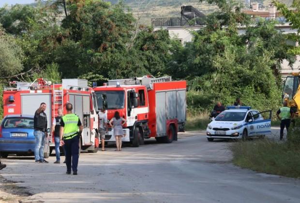 Загиналият днес при инцидента край Куклен пожарникар е на 48
