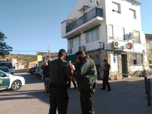 Мъж е открил стрелба в бар в градчетоКастрильо Техерего в