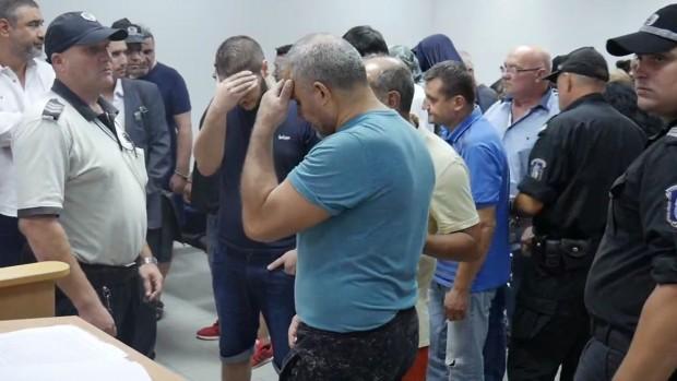 Районен съд – Пловдив в момента гледа искането на Окръжна