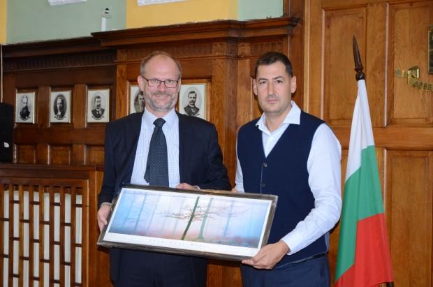 Датски компании се интересуват от възможностите за инвестиции в Пловдив