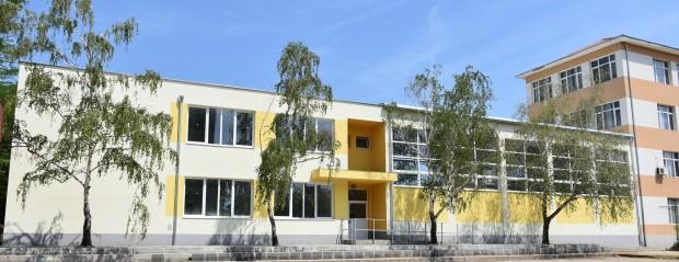 Официално ще бъде открита новопостроената сграда към Благоевградска професионална гимназия
