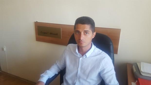 Съдия Георги Иванов е новият изпълняващ функциите административен ръководител -