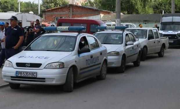 Петима пловдивчани са били задържани при специализирана операция срещу наркоразпространението