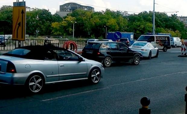 За поредно нарушение по пловдивските улици съобщи читател на Plovdiv24.bg.