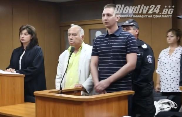 Днес започна делото срещу украинския гражданин, обвинен в причиняване на