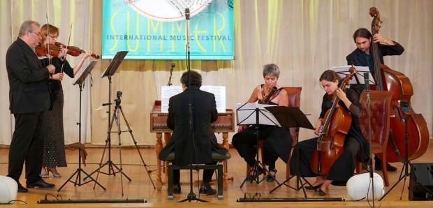 Три брилянтни концерта с избрани творби от Барока, интерпретирани от