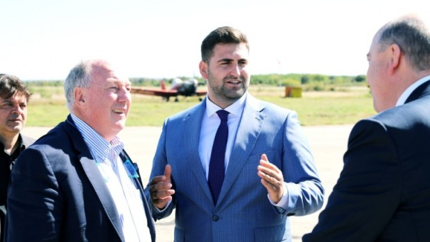 Потенциални европейски инвеститориот авиационния сектор пристигнаха в България за оглед