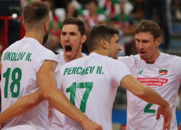 Мъжкият ни национален отбор на България запазва всички шансове за