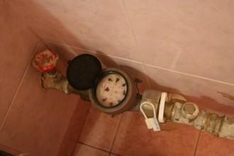 Водата, използвана за общи нужди в жилищните сгради в режим