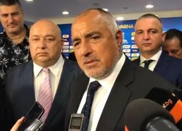 Премиерът Бойко Борисов поздрави българите по повод 110 години от