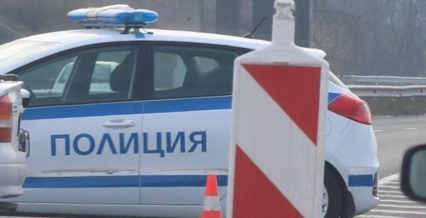 Burgas24.bg Движението при 5-ти км в посока София на автомагистрала