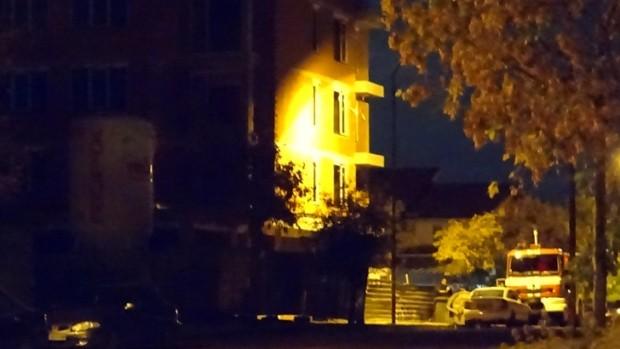Млад мъж падна от 5-ия етаж на сграда в Благоевград