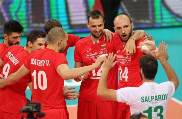 България отсъпи на Канада с 2:3 (19:25, 14:25, 25:21, 25:19,10:15