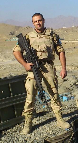 Българският снайперист Крум Хаджипетков шашна и най-добрите военни специалисти в