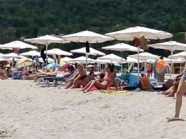 Blagoevgrad24.bg Чуждите туристите по морето у нас имали най-голям проблем с