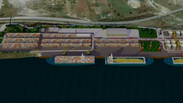 > Визуализация на проекта за ново пристанище край ВарнаСпоред сайта
